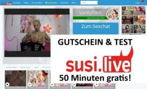 Susi Life Werbung